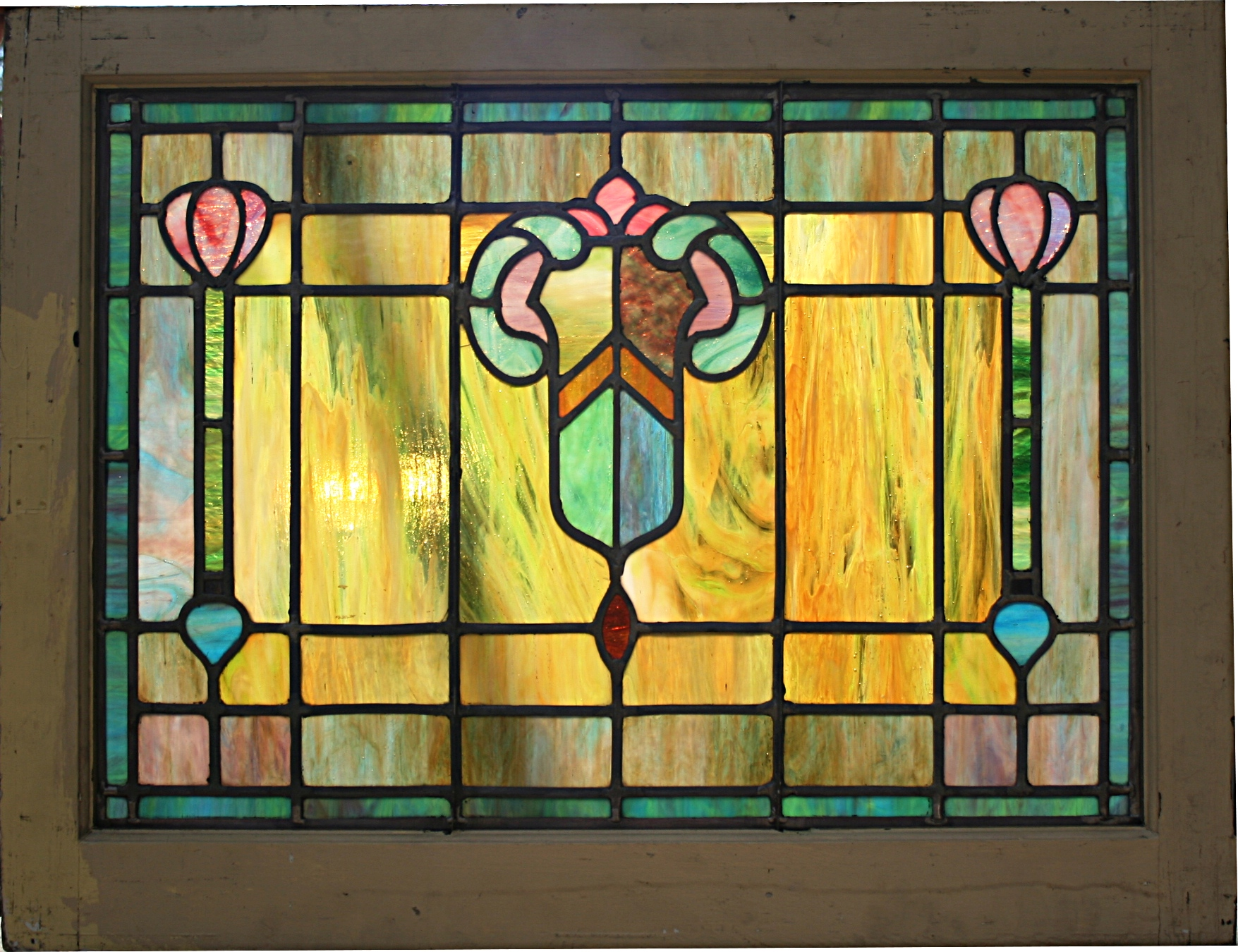 Antiques For Sale Glenn Greene 39 S Stained Glass